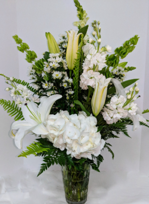 Funeral Flowers From The Flower Cottage Gifts Llc Your Local