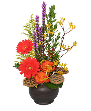 PEACEFUL EASY FEELING Floral Arrangement in Richland, WA | ARLENE'S FLOWERS AND GIFTS