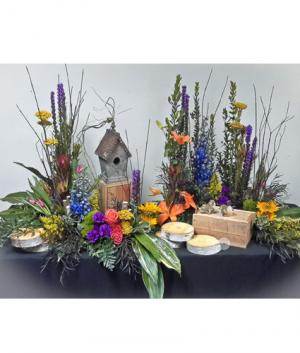 Peaceful Garden Garden Cremation in Janesville, WI | Floral Expressions