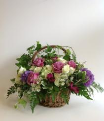 Peaceful Garden Sympathy flowers