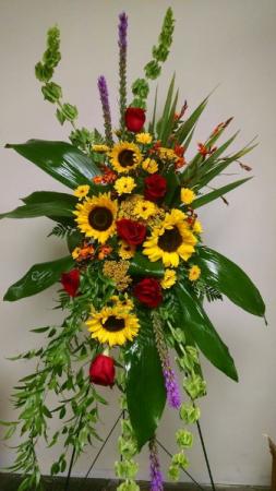 PEACEFUL GOODBYE  in Hermitage, TN | IN FULL BLOOM FLOWERS + GIFTS