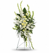 Peaceful Meadow Sympathy Easel