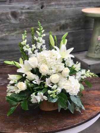 Peaceful Passage Bouquet