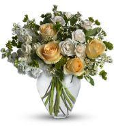 Peaceful Pastel Vase