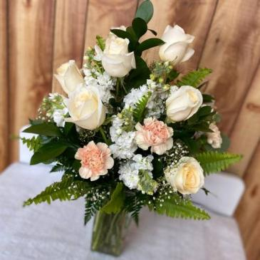 Softly And Tenderly Bouquet