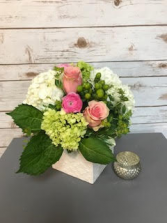 Peaceful Pink Arrangement