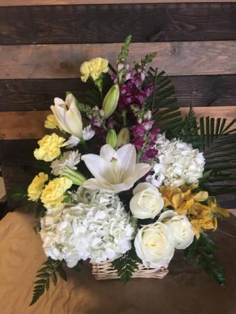 Peaceful Remberance Funeral Arrangement
