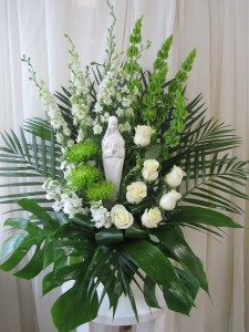 Peaceful Sorrow Madonna Sympathy Tribute