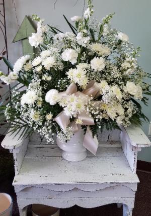 Peaceful Thoughts Sympathy in Warren, PA | VIRG-ANN FLOWER SHOP INC.