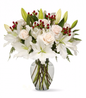 Peaceful Times Arrangement in Winston Salem, NC | RAE'S NORTH POINT FLORIST INC.