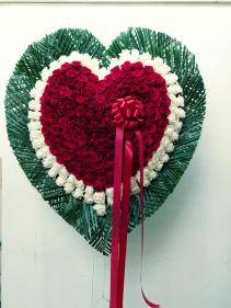 Peacfull heart  heart #418