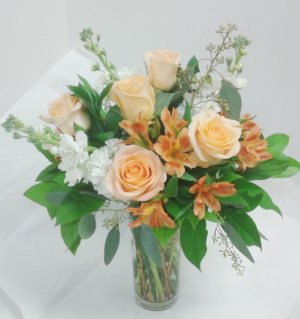 Peach Sherbet  in Tottenham, ON | TOTTENHAM FLOWERS & GIFTS