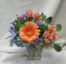 Peach Ice Fresh Floral Design