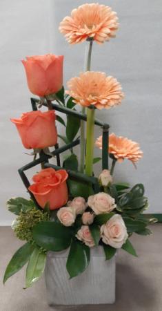 Peach Paradise  in Osoyoos, BC | Osoyoos Flowers