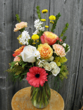 Peachy Keen  Fresh Flowers