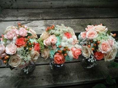 Peachy Mint & Coral Wedding
