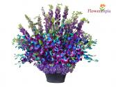 Color Madness Flower Arrangement
