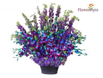 Color Madness Flower Arrangement