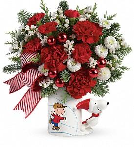 Peantus Christmas Mug Christmas