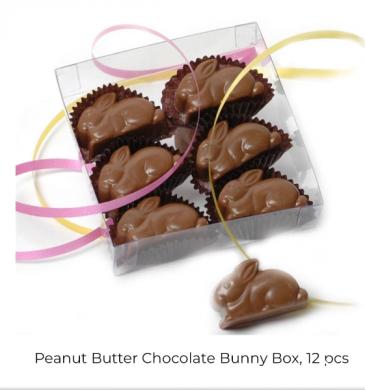 Peanut Butter Bunnies