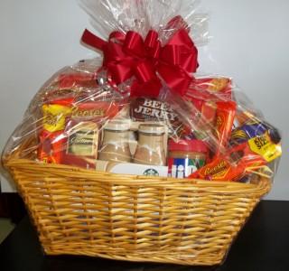 Peanut Butter Lovers Basket Gift Basket & Peanut Butter Lovers Basket Gift Basket in Webster TX - La Mariposa ...