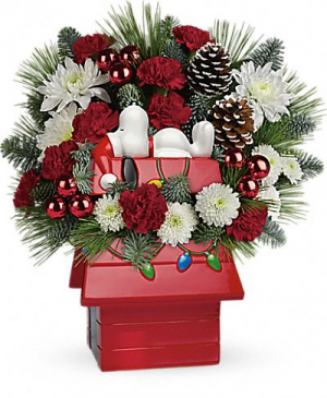 Peanuts Happy Holidays from our home to yours Collectors edition in Mount Pearl, NL   FLORAL-ELEGANCE