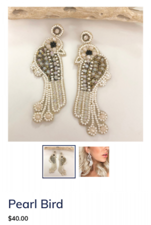 Pearl Bird Gifts