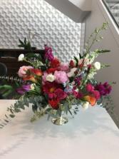 Pedestaled Pretty Designer's Seasonal Mix