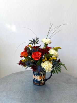 Pendleton Mug  in La Grande, OR | FITZGERALD FLOWERS