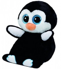 "Penni the Penguin TY Beanie Babies Peek A Boos 15"" Tablet Holder"
