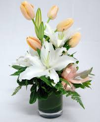 Penny Lane Tulips and Lilies