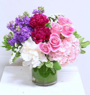 Peonies in the Garden  in Carlsbad, CA | Fleur d' Elegance