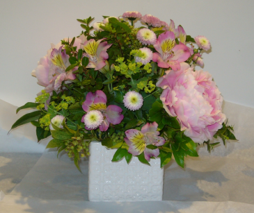 PEONY PERFECTION Floral Arrangement