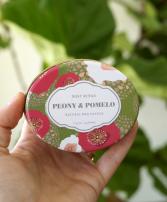 Peony & Pomelo Travel Tin Candle