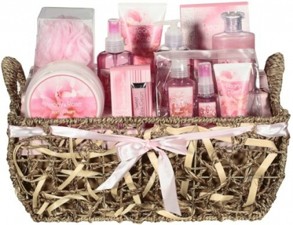 PEONY & ROSE BATH & BODY LOTION GIFT SET in Germantown, MD ...