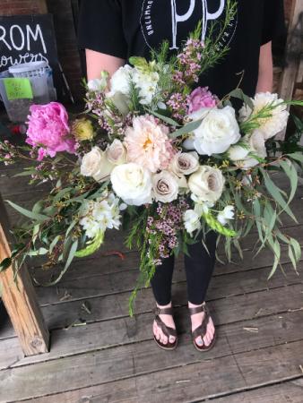 Peony Wilde Bridal Bouquet