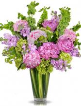 Peonybelle Vase Arrangement
