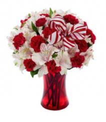 Peppermint Bouquet Arrangement
