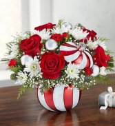 PEPPERMINT CANDY ARRANGEMENT
