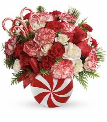 PEPPERMINT CHRISTMAS Bouquet