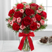 Peppermint Delight Bouquet  Christmas