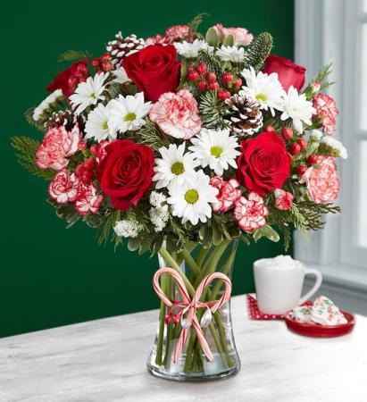 Peppermint Joy Bouquet