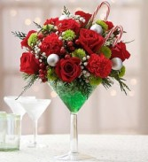 PEPPERMINT MARTINI GFFG Arrangement