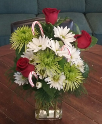 Peppermint Splash Arrangement