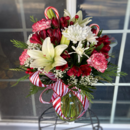 Peppermint Twist Bouquet