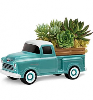 Perfect Chevy Pickup  in Chesapeake, VA | Floral Creations