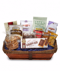 Perfect Cookie Basket gift basket