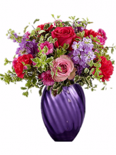 Perfect Day™ Bouquet-VASE INCLUDED Bouquet