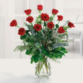 Perfect Dozen Roses