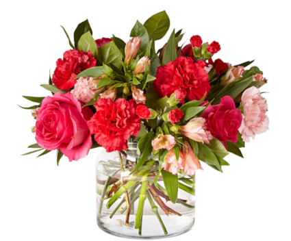 Perfect in Pink Vase